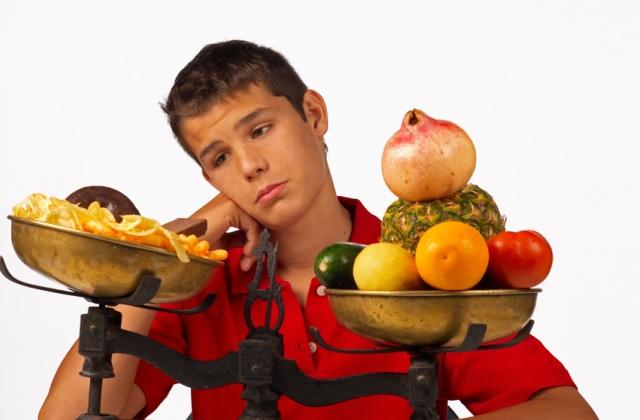 Нормы потребления калорий в сутки для детей