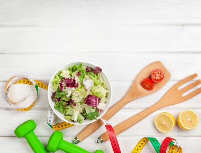 Правильное питание для похудения и спорт, основы правильной диеты
