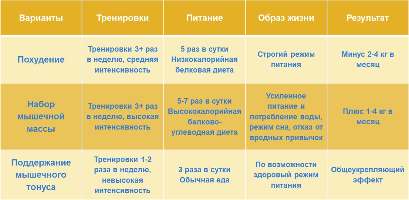 Программы Тренировок Спортивные Диеты.