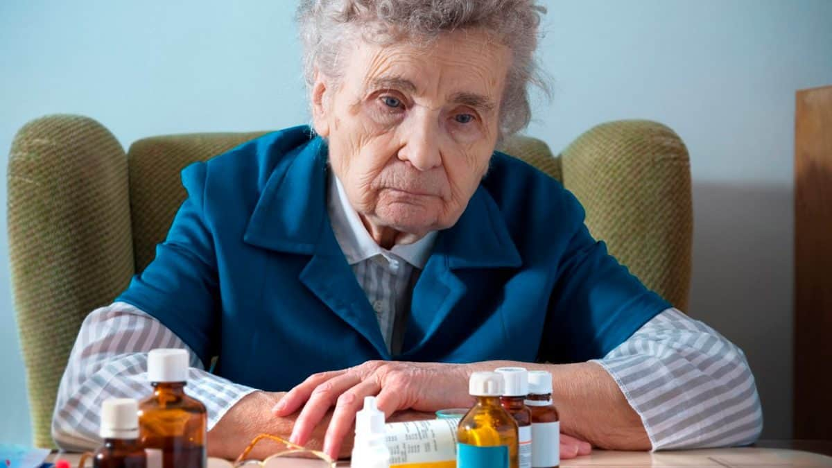 Рациональное питание людей пожилого возраста