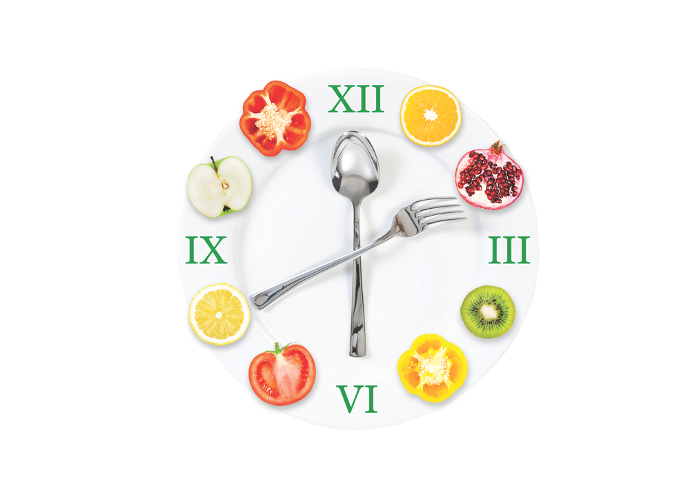 Режим питания время приема пищи