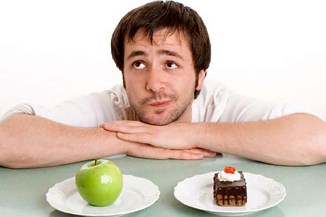 Питание и похудение для парня