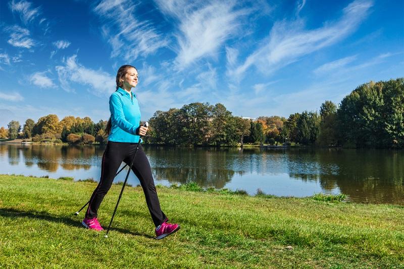 Сколько калорий сжигается при ходьбе пешком за час