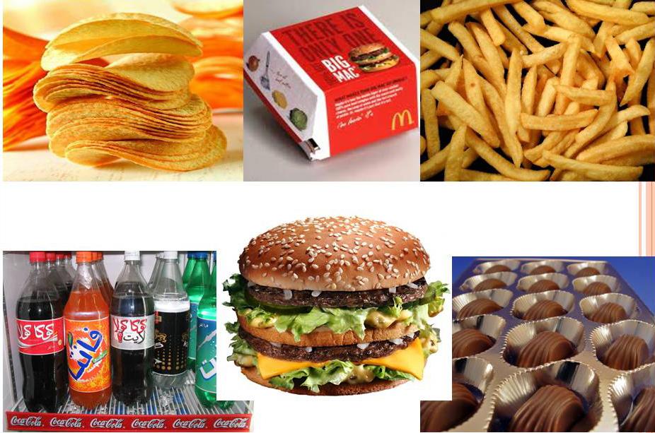 Вредные продукты прикольные картинки