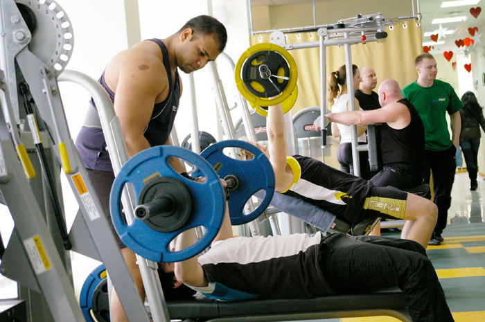 Похудения для мужчин в фитнесе