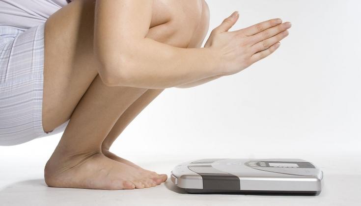 график сброса веса при похудении