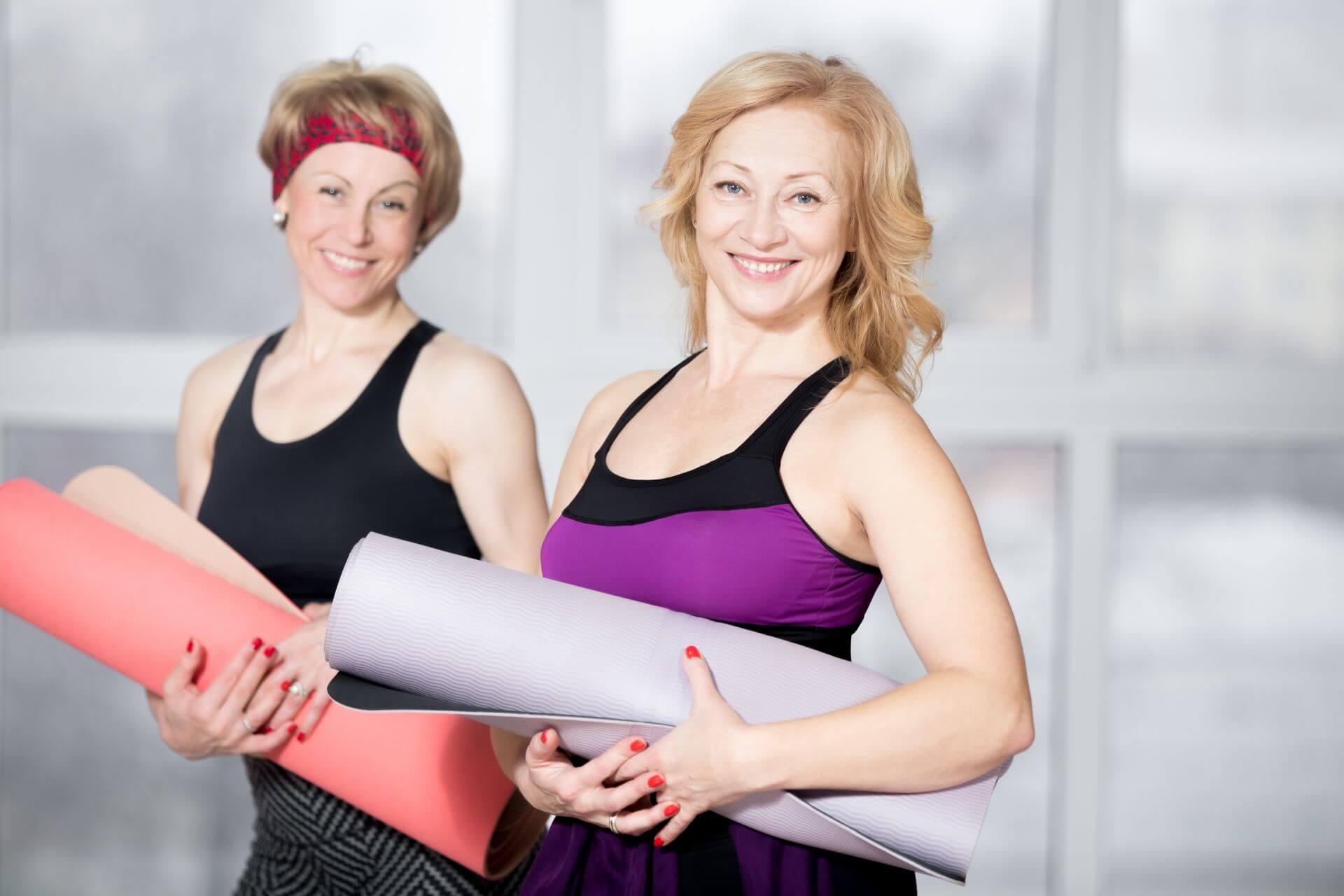 Как похудеть после 50 лет женщине при климаксе: советы врачей