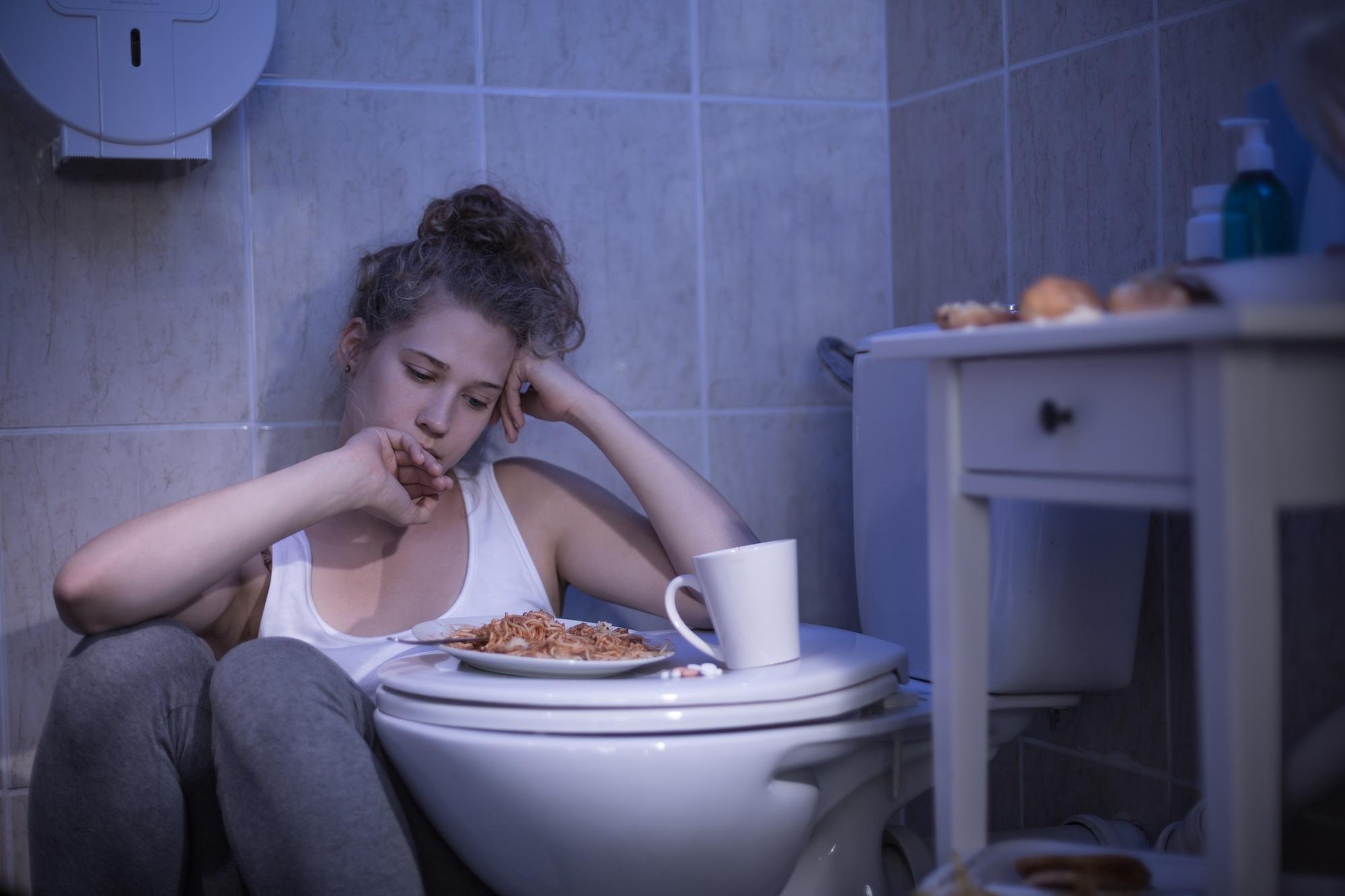 Рвота после еды чтобы похудеть