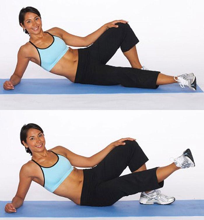 Статические Упражнения Для Похудения Ляшек. Комплекс упражнений для похудения ляшек, бедер и ягодиц
