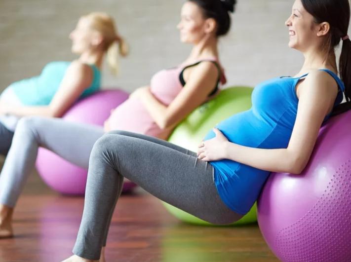 Спорт похудеть беременной