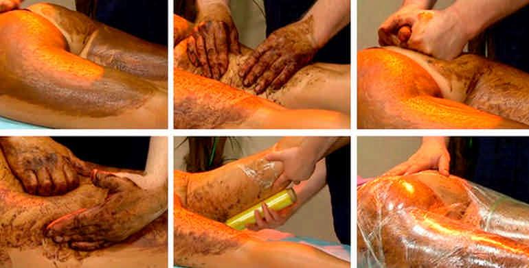 Медовое обертывание в бане для похудения