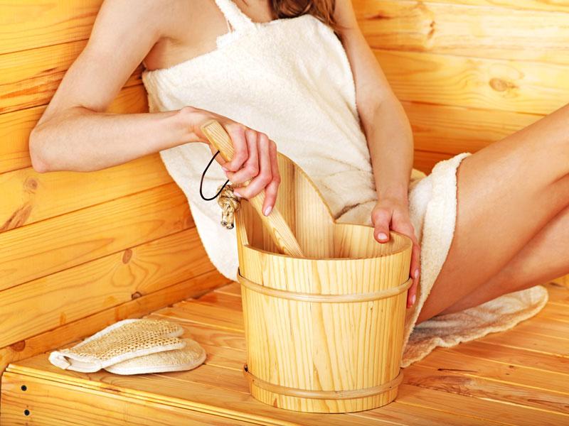 Как правильно худеть в бане