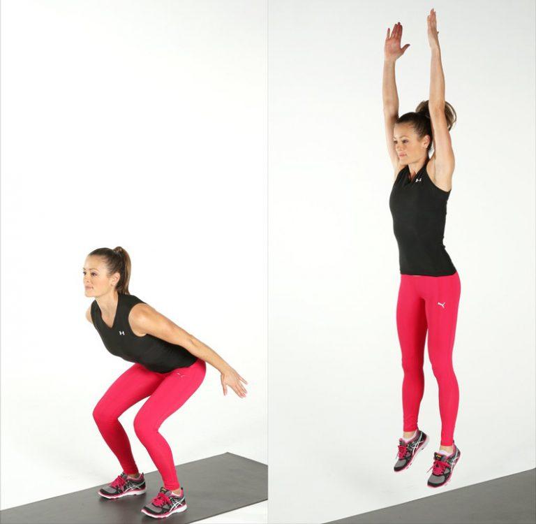 скачать упражнения для быстрого похудения