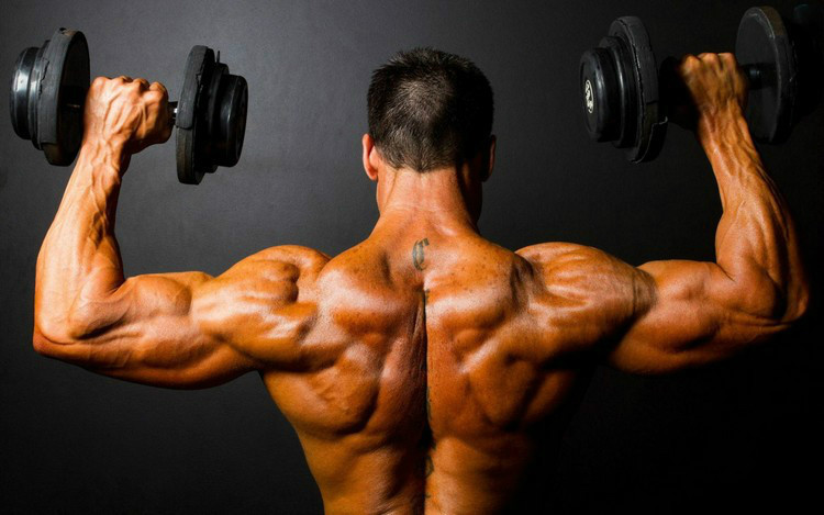 Комплекс упражнений для мужчин в тренажерном зале для похудения