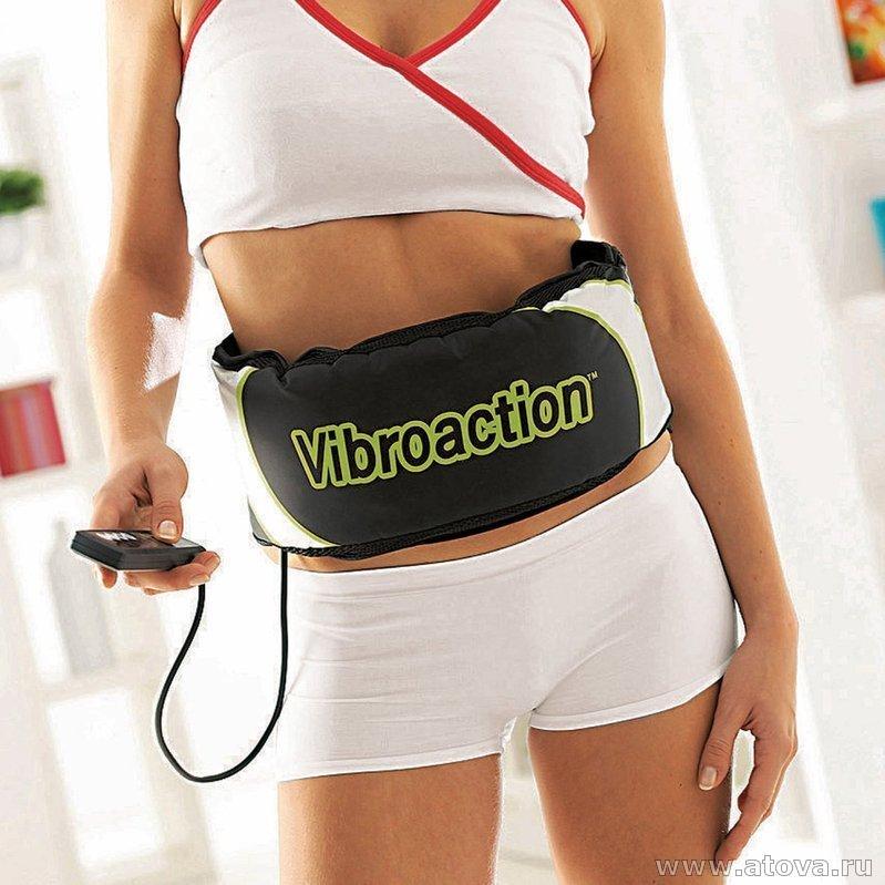 массажные пояса для похудения живота