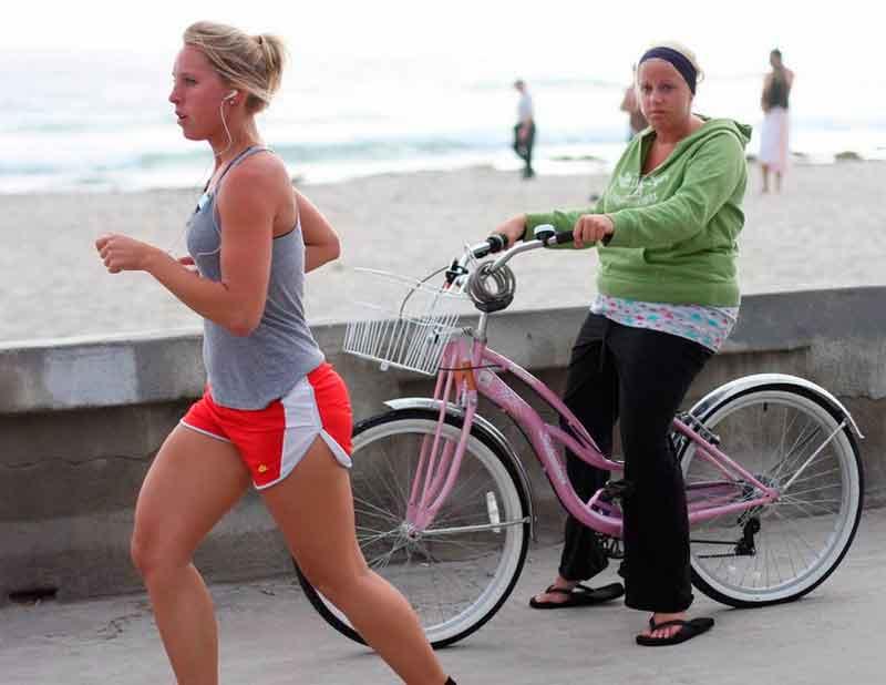 Сколько нужно ездить на велосипеде чтобы похудеть