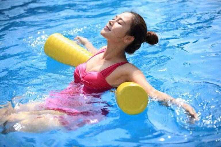 способствует бассейн похудению