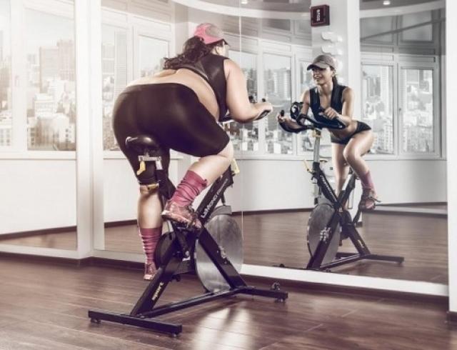 Похудеть в тренажерном зале принципы