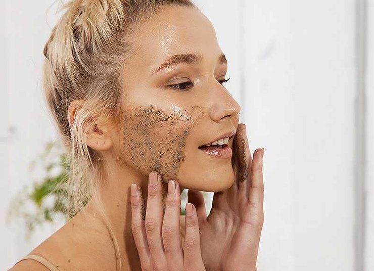 Как убрать куриную кожу с руки