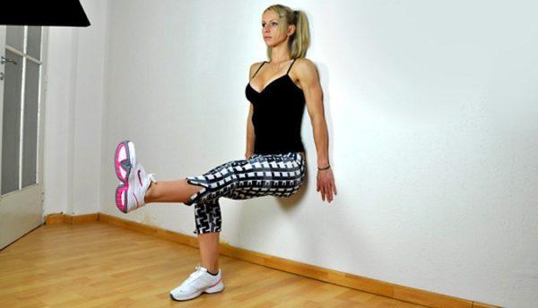 Статистические упражнения для похудения