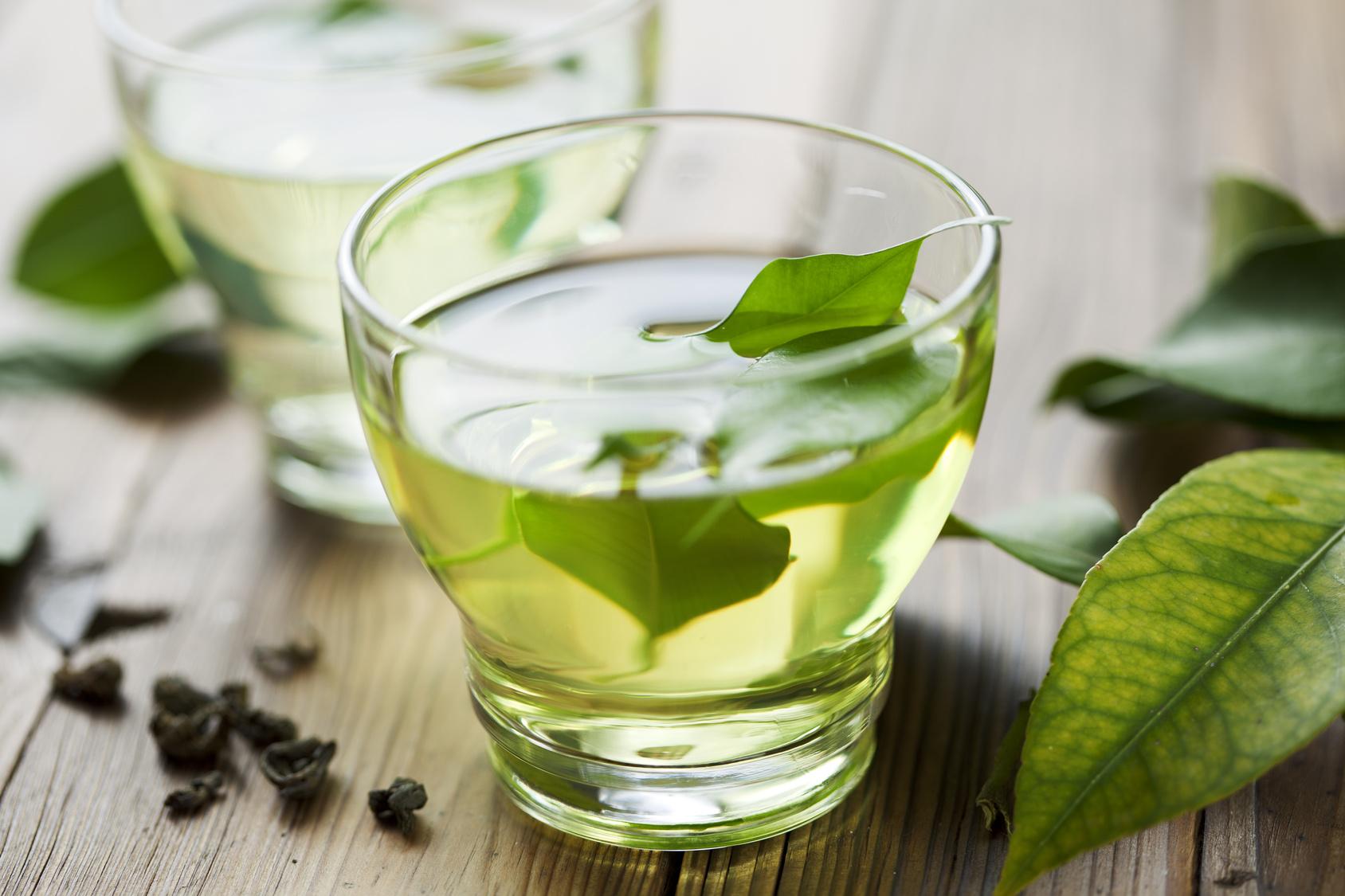 Зеленый чай на ночь полезно ли