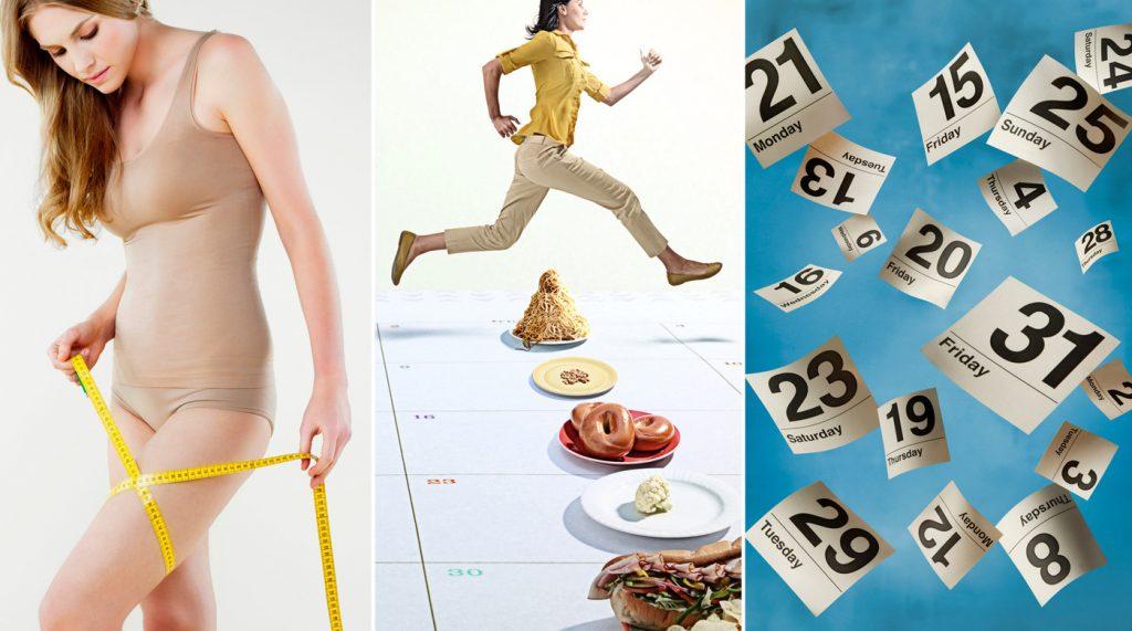 5 тренировок в неделю для похудения