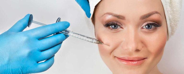 Уколы от морщин на лице и вокруг глаз: виды инъекций, правила проведения, противопоказания