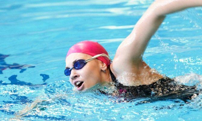 Как плавать в бассейне для похудения