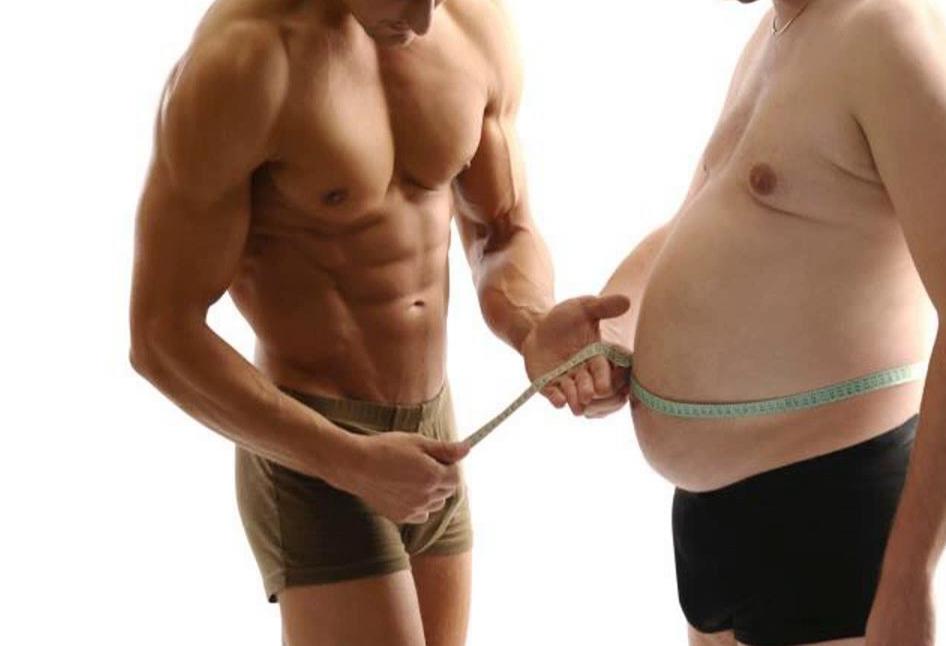 Как похудеть в домашних условиях и убрать живот мужчине: упражнения на пресс