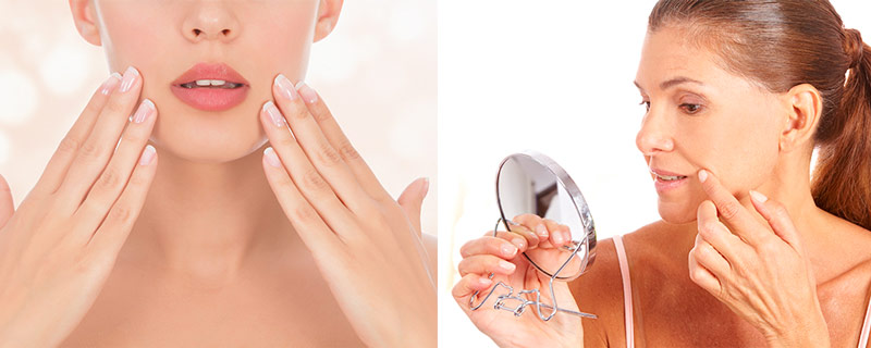 Как убрать носогубные складки и морщины в домашних условиях, лучший метод удаления
