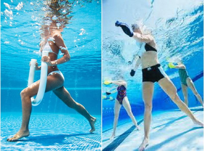 Питание бассейн похудеть