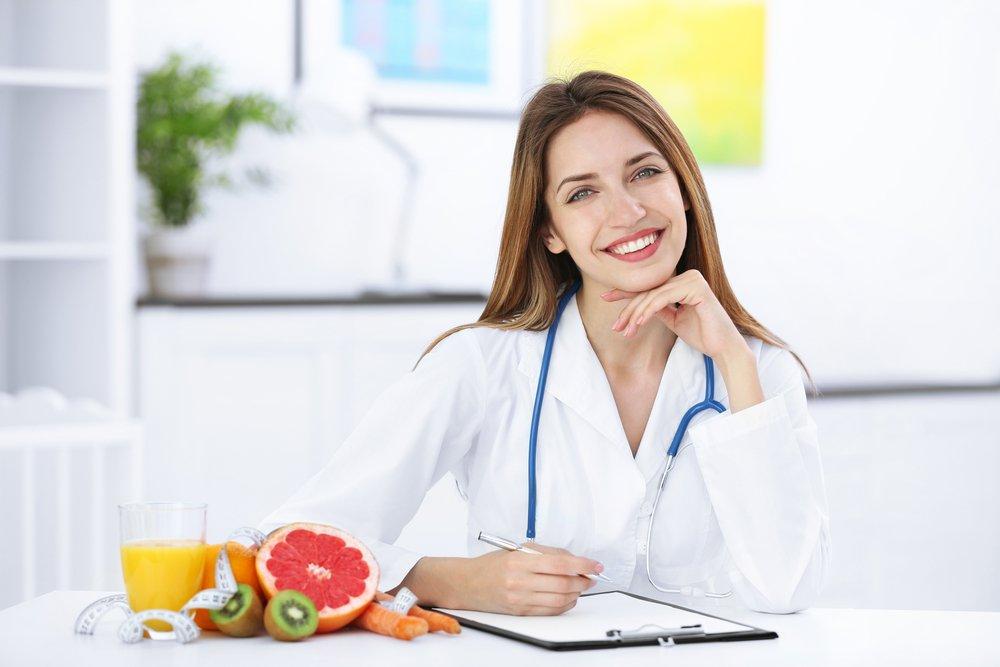 Диетический обед для похудения и правильного питания