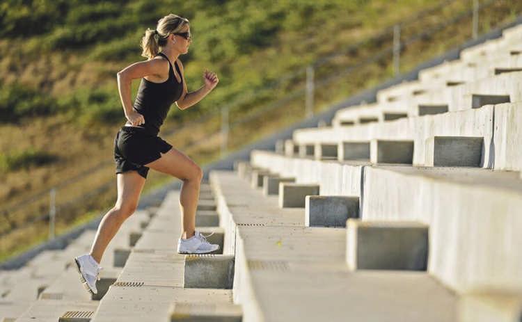 Хождение по лестнице для похудения