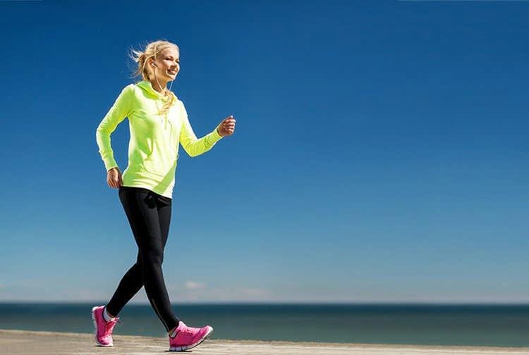 Сколько нужно двигаться в день чтобы похудеть