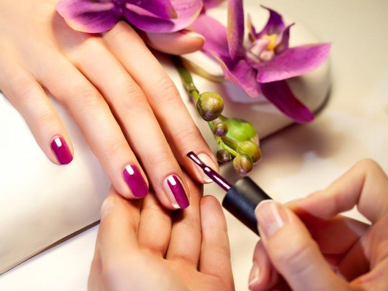 Можно ли беременным красить ногти лаком шеллаком гель-лаком