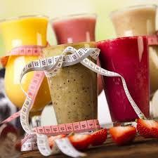 Напитки для похудения и очищения организма