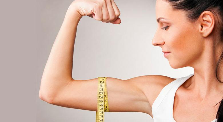 Как Похудеть Руки Бицепс. Как похудеть в руках и в плечах