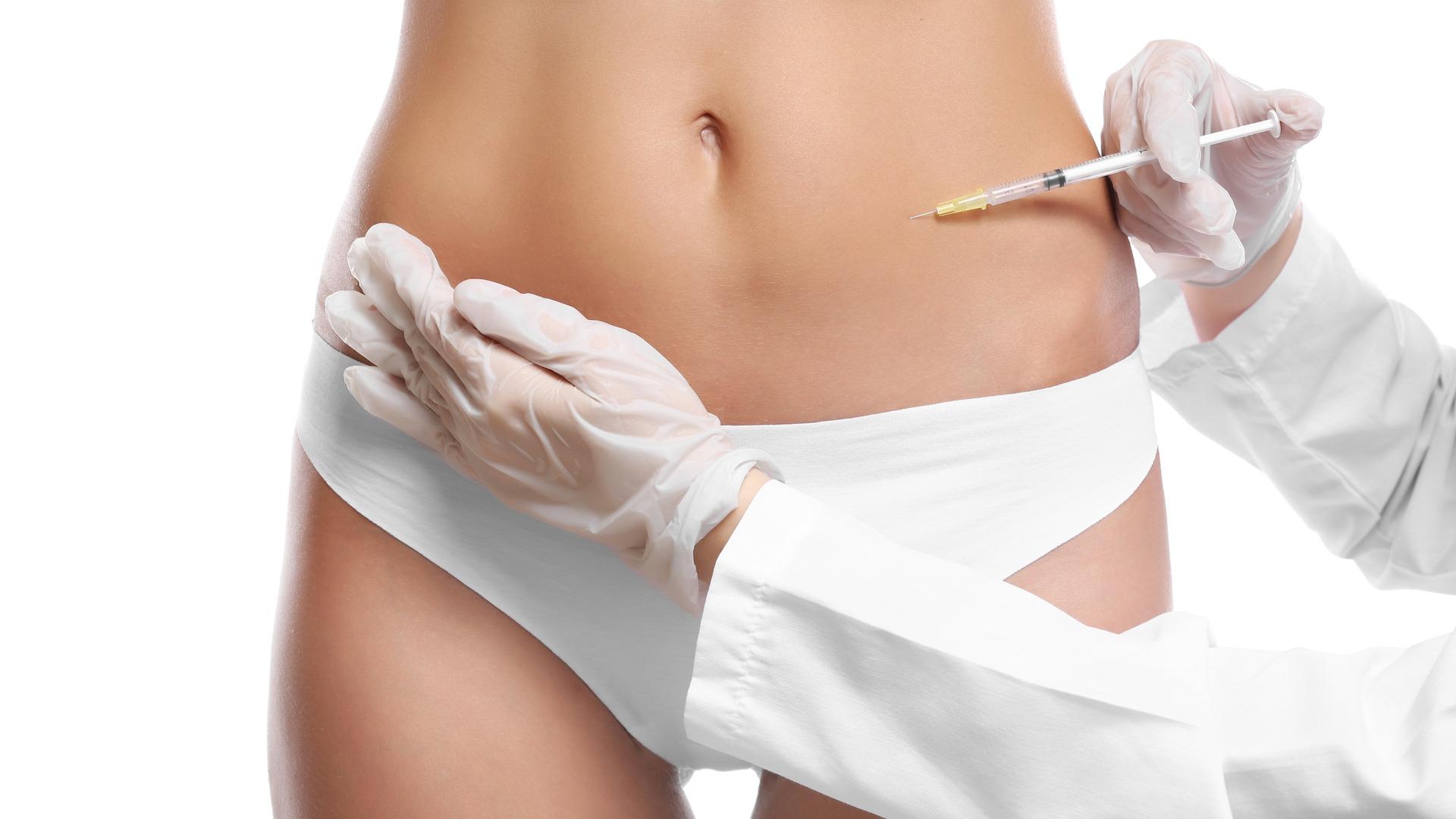 уколы для тела для похудения