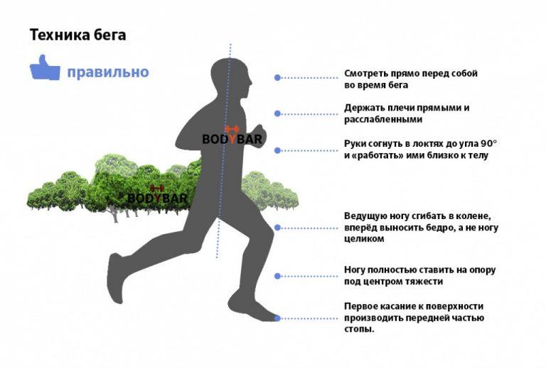 программа бега для похудения для мужчин