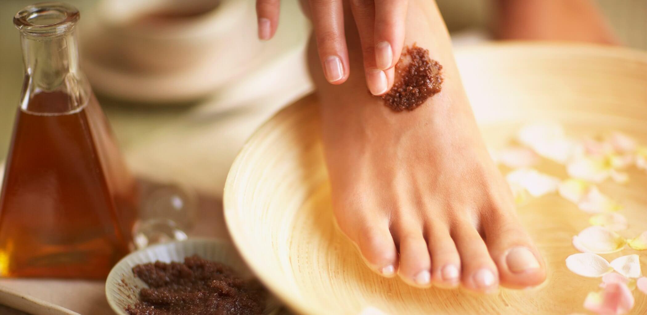 Сухая кожа на руках и ногах – причины
