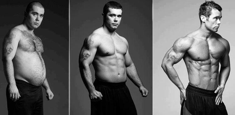 Как похудеть мужчине стройное тело (к методике похудения).