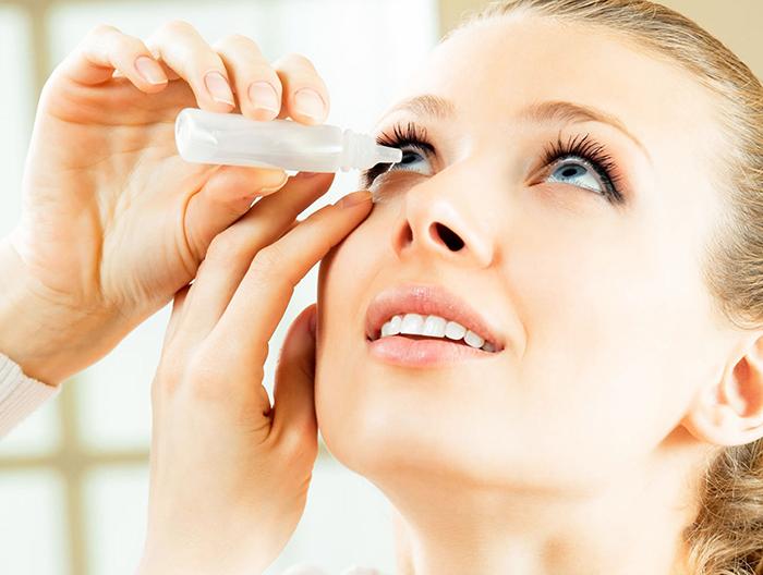Демодекоз глаз : симптомы и лечение демодекоза глаз