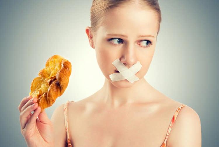 Как войти в голодание для похудения